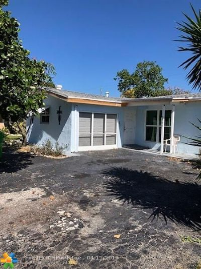 Sunrise Single Family Home For Sale: 9061 NW 25th St