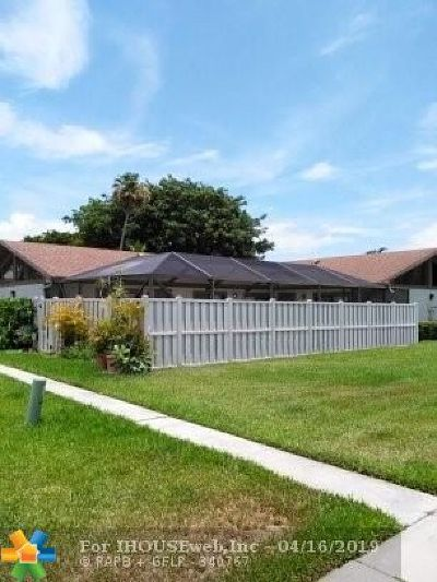 Boca Raton Rental For Rent: 9856 Boca Gardens Pkwy