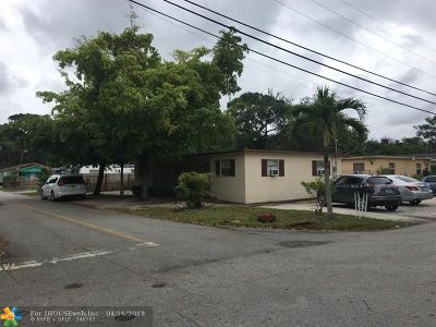 Fort Lauderdale Multi Family Home Backup Contract-Call LA: 1800 NW 9th St