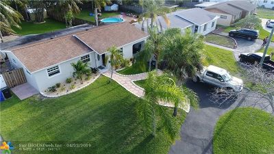 Fort Lauderdale Single Family Home For Sale: 1732 SW 4th St