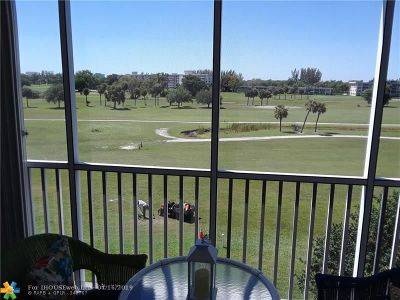 Pompano Beach Condo/Townhouse For Sale: 2950 N Palm Aire Dr #403
