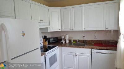 Boca Raton Rental For Rent: 164 Fanshaw D #164