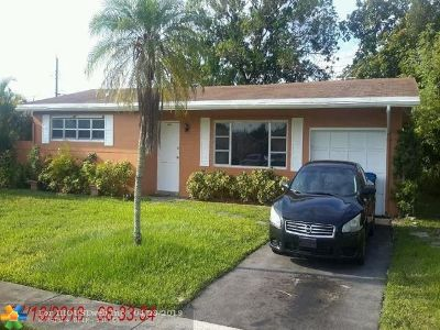 Sunrise Single Family Home For Sale