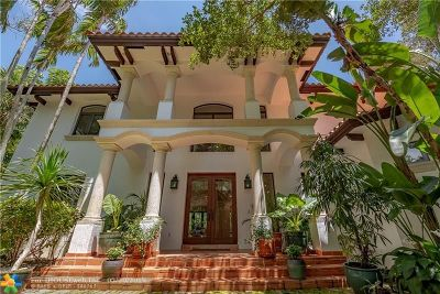 Fort Lauderdale Single Family Home For Sale: 1414 SW 15th Ave