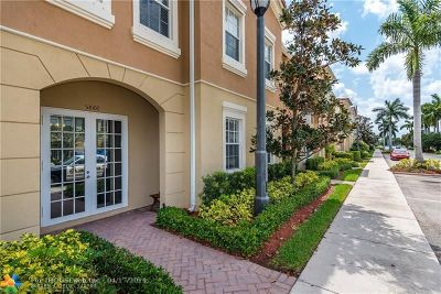 Tamarac Condo/Townhouse For Sale: 5860 Hampton Hills Blvd #5860