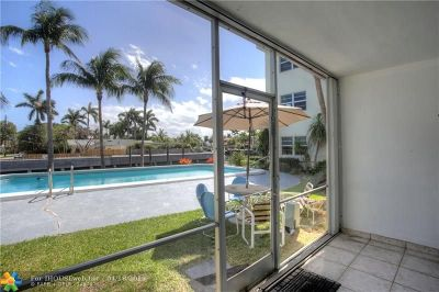 Fort Lauderdale Condo/Townhouse For Sale: 1790 E Las Olas Blvd #11