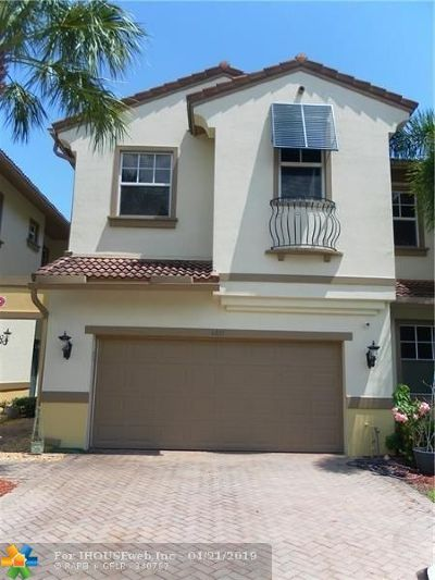 Coral Springs Rental For Rent: 6055 NW 118th Dr