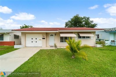 Tamarac Single Family Home For Sale: 5712 NW 66th Ave