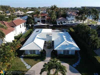 Delray Beach Shores, Delray Bch Shores Rental For Rent: 1006 Lewis Cv