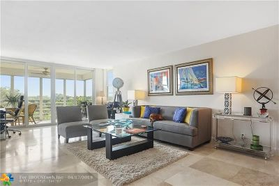 Pompano Beach FL Condo/Townhouse For Sale: $329,900