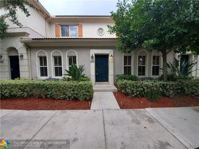 Miramar Condo/Townhouse For Sale: 2673 SW 99th Way