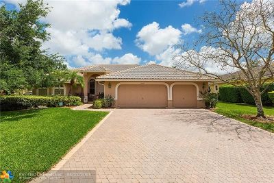 Coral Springs Single Family Home For Sale: 11039 NW 49th Dr