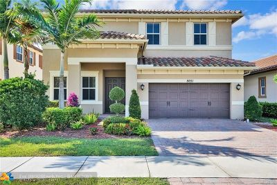 Parkland FL Single Family Home For Sale: $749,000