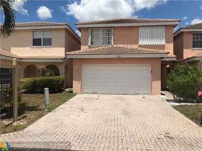 Lauderhill Single Family Home Backup Contract-Call LA: 7165 Sienna Ridge Dr