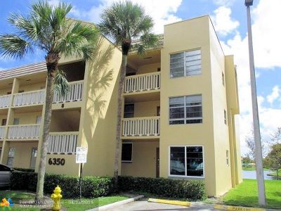 Tamarac Condo/Townhouse For Sale: 6350 NW 62nd St #312