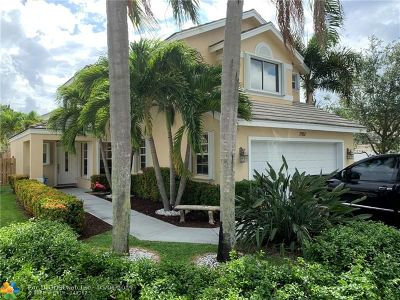 Davie Single Family Home For Sale: 2967 Myrtle Oak Cir