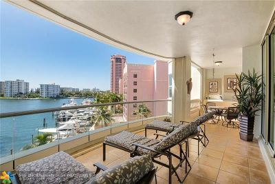 Boca Raton Condo/Townhouse For Sale: 600 SE 5th Avenue #607S