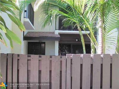 Coconut Creek Rental For Rent: 3349 Cocoplum Cir