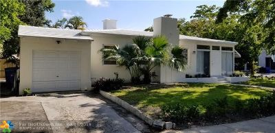 Fort Lauderdale Single Family Home For Sale: 1507 NE 4th Ct