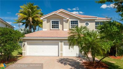 Miramar Single Family Home For Sale: 3573 SW 173rd Ter