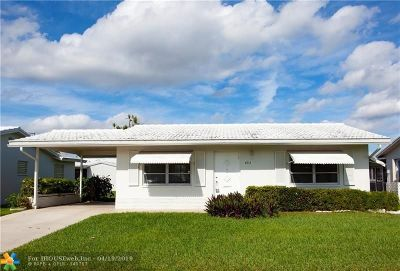 Broward County, Collier County, Lee County, Palm Beach County Rental For Rent: 6711 NW 70th St