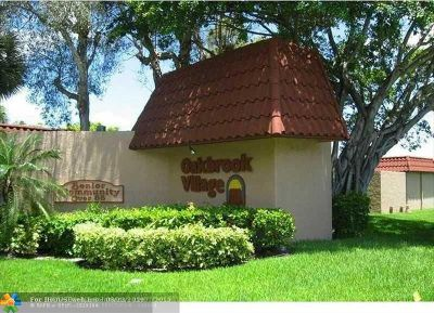 North Lauderdale Condo/Townhouse For Sale: 8140 SW 24th St #315