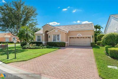 Boca Raton Single Family Home For Sale: 23341 Torre Cir