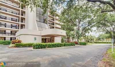 Boca Raton Condo/Townhouse For Sale: 6620 Boca Del Mar Dr #106