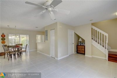Deerfield Condo/Townhouse For Sale: 4753 SW 13th Pl #4753