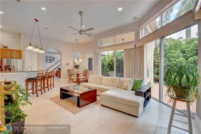Coral Springs Single Family Home For Sale: 5881 NW 122nd Dr
