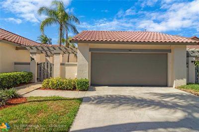 Boca Raton Single Family Home For Sale: 5527 Eton Ct