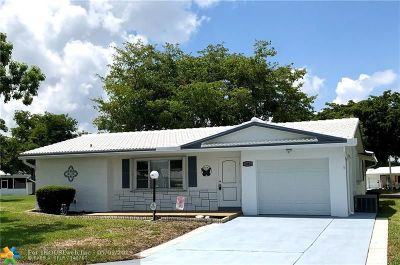 Plantation Single Family Home For Sale: 1041 NW 90th Ave