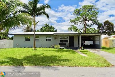 Fort Lauderdale Single Family Home For Sale: 2930 SW 13th Ct