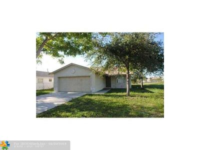 Pompano Beach Rental For Rent: 201 NW 12th Ct