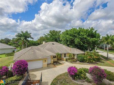 Boca Raton Single Family Home For Sale: 17818 Foxborough Lane