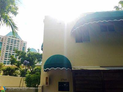 Miami Condo/Townhouse For Sale: 2768 Day Ave #3