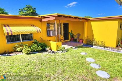 Opa-Locka Single Family Home For Sale: 1941 Wilmington St
