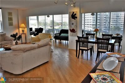 Hollywood Condo/Townhouse For Sale: 4001 Hillcrest Dr #501