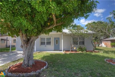 Hollywood Single Family Home Backup Contract-Call LA: 5615 Atlanta St
