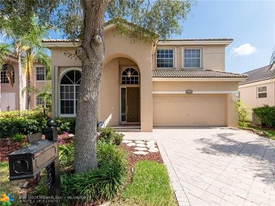 Coral Springs Rental For Rent: 11633 NW 11th Pl
