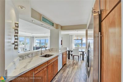 Pompano Beach Condo/Townhouse For Sale: 133 N Pompano Beach Blvd #410