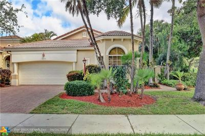 Coral Springs Single Family Home For Sale: 5862 NW 119th Dr