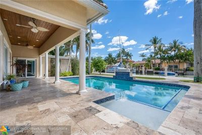 Fort Lauderdale Single Family Home For Sale: 508 Solar Isle Dr
