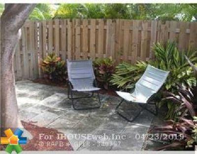 Fort Lauderdale Rental For Rent: 741 NE 17th Ter