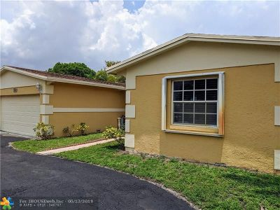 Lauderdale Lakes Single Family Home Backup Contract-Call LA: 2244 NW 32nd Ter