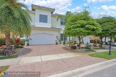 Miramar Single Family Home For Sale: 17969 SW 54th St