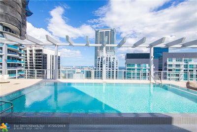 Miami Condo/Townhouse For Sale: 1100 S Miami Ave #810