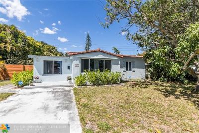 Fort Lauderdale Single Family Home For Sale: 927 SW 21st Ct