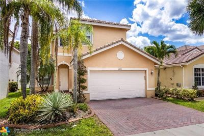 Miramar Single Family Home For Sale: 2053 SW 149th Ave