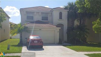 Wellington Single Family Home For Sale: 9841 Scribner Ln